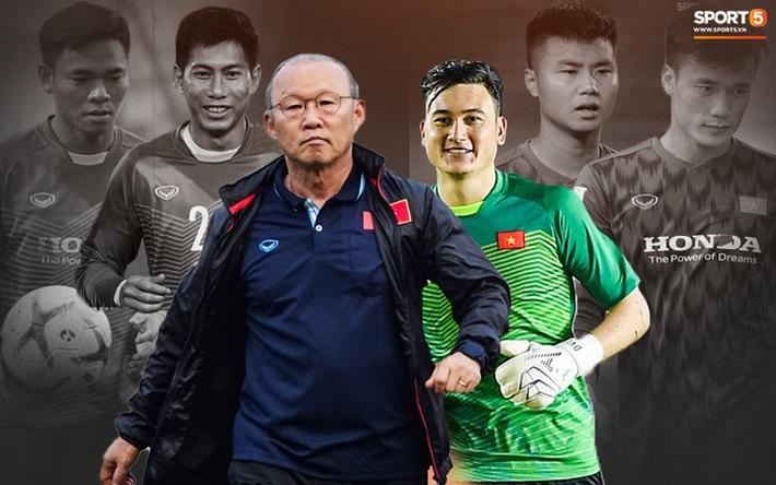 Văn Lâm khiến HLV Park Hang-seo đau đầu trước vòng loại World Cup 2022 - Ảnh 3.