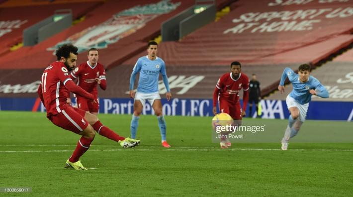 Thủ môn 2 lần tặng bàn thắng cho đối thủ, Liverpool thua tan nát trước Pep Guardiola - Ảnh 5.