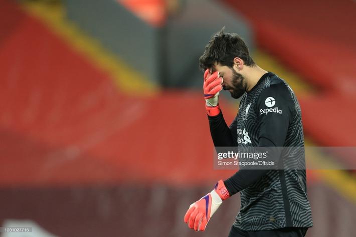Thủ môn 2 lần tặng bàn thắng cho đối thủ, Liverpool thua tan nát trước Pep Guardiola - Ảnh 6.