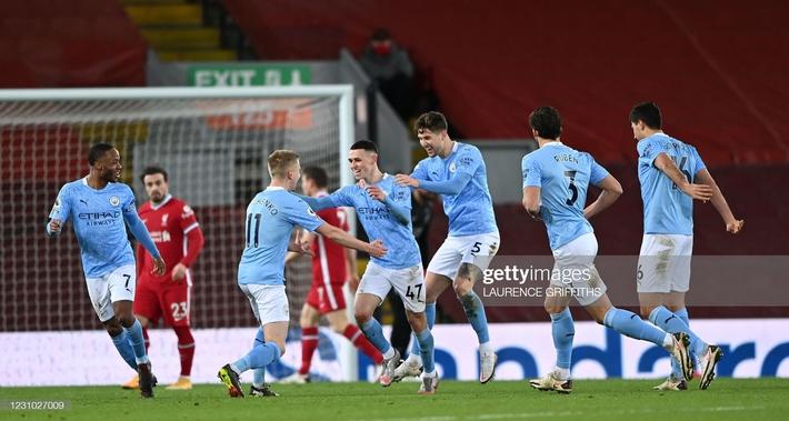 Thủ môn 2 lần tặng bàn thắng cho đối thủ, Liverpool thua tan nát trước Pep Guardiola - Ảnh 9.