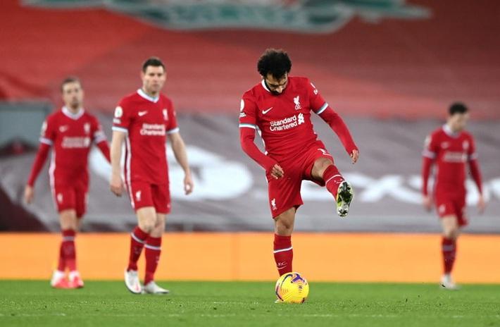 Hàng thủ Liverpool chỉ là nạn nhân của sự vắt kiệt từ HLV Jurgen Klopp - Ảnh 3.