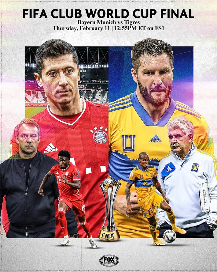 Cầu thủ hay nhất thế giới lập cú đúp đưa Bayern Munich vào chung kết FIFA Club World Cup - Ảnh 8.