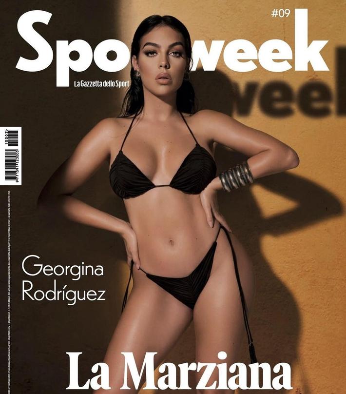 Sau nhiều tin đồn, Georgina xác nhận đang cùng Ronaldo chờ em bé thứ năm - Ảnh 3.
