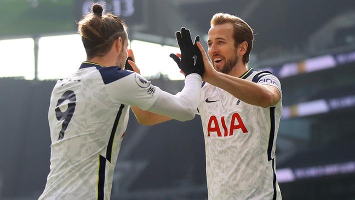 Bale ghi 2 bàn, kiến tạo 1 bàn giúp Tottenham thắng đậm - Ảnh 6.