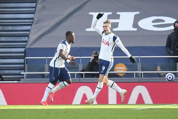 Bale ghi 2 bàn, kiến tạo 1 bàn giúp Tottenham thắng đậm - Ảnh 9.