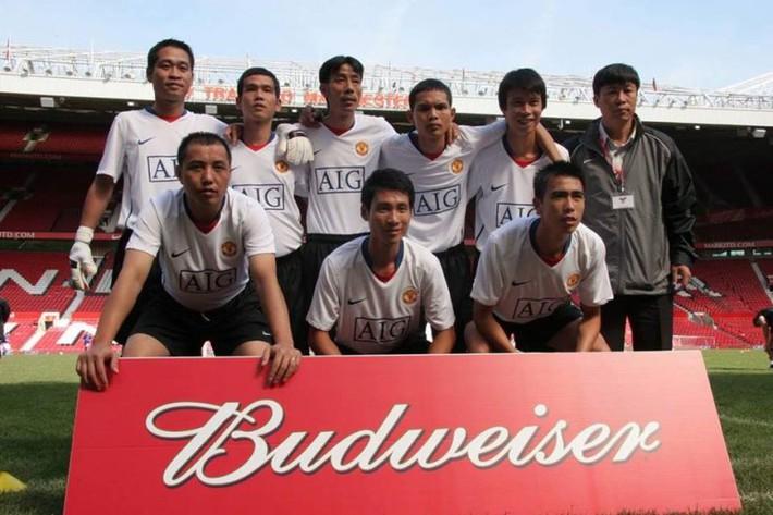 [Hồi ức] Đội bóng Việt Nam đạt á quân thế giới, khiến Argentina nể phục ở sân Old Trafford - Ảnh 1.
