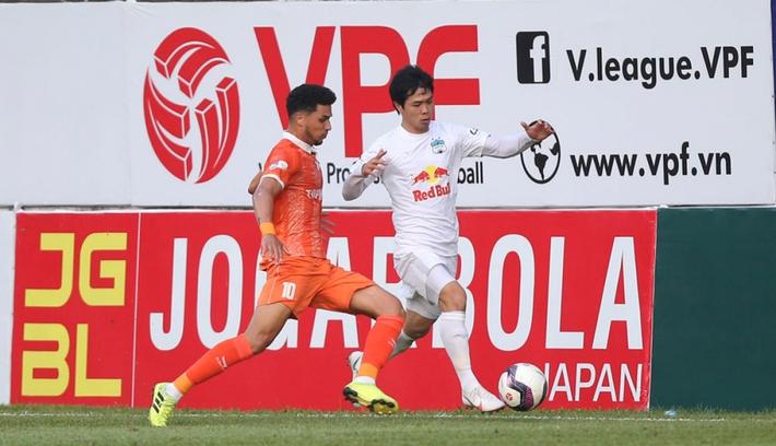 Vòng 4 V-League 2021: Cơ hội vàng của HAGL - Ảnh 1.