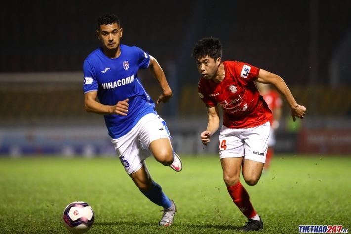 Chuyên gia lý giải nguyên nhân Lee Nguyễn gây thất vọng ở V-League - Ảnh 1.