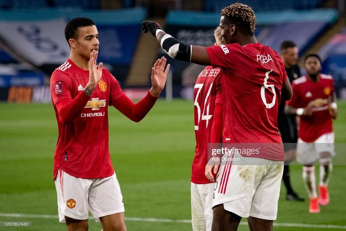 Dàn cận vệ thép thi nhau báo hại, mộng vô địch của Man United tan nát trước Leicester - Ảnh 3.