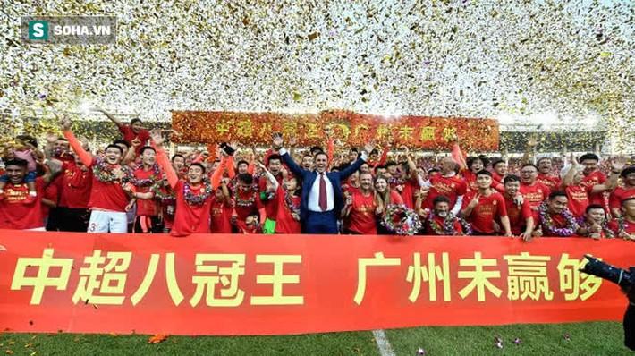 Super League nhận thêm cú sốc nặng, bóng đá Trung Quốc run rẩy trong cơn bão tiền - Ảnh 1.