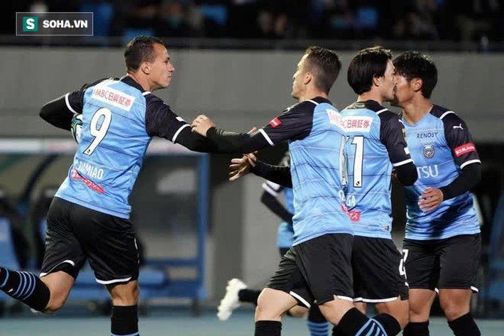 Văn Lâm bặt tăm, Cerezo Osaka bại trận đau đớn trước nhà đương kim vô địch - Ảnh 2.