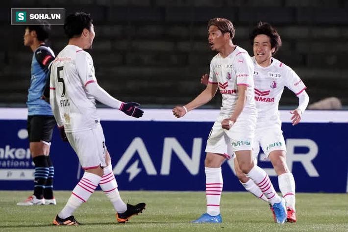 Văn Lâm bặt tăm, Cerezo Osaka bại trận đau đớn trước nhà đương kim vô địch - Ảnh 1.