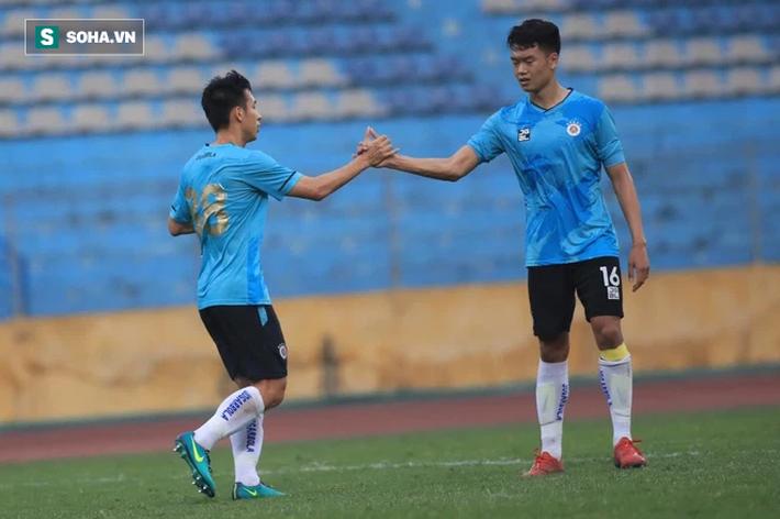 Hà Nội FC thắng giòn giã, chạy đà hoàn hảo cho V.League với đội hình tấn công dị biệt - Ảnh 3.