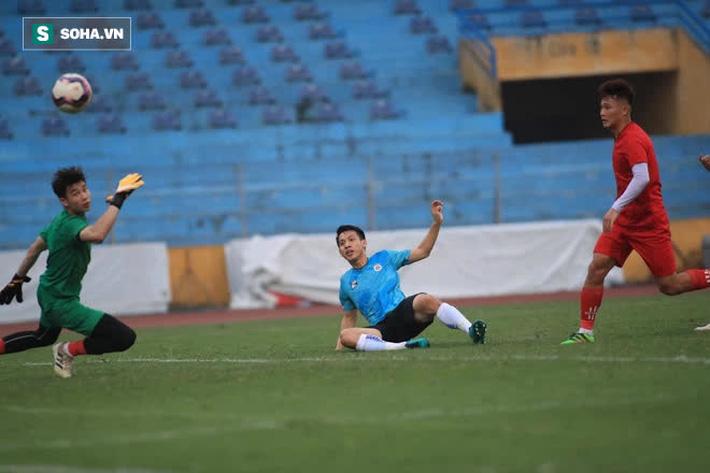 Hà Nội FC thắng giòn giã, chạy đà hoàn hảo cho V.League với đội hình tấn công dị biệt - Ảnh 2.