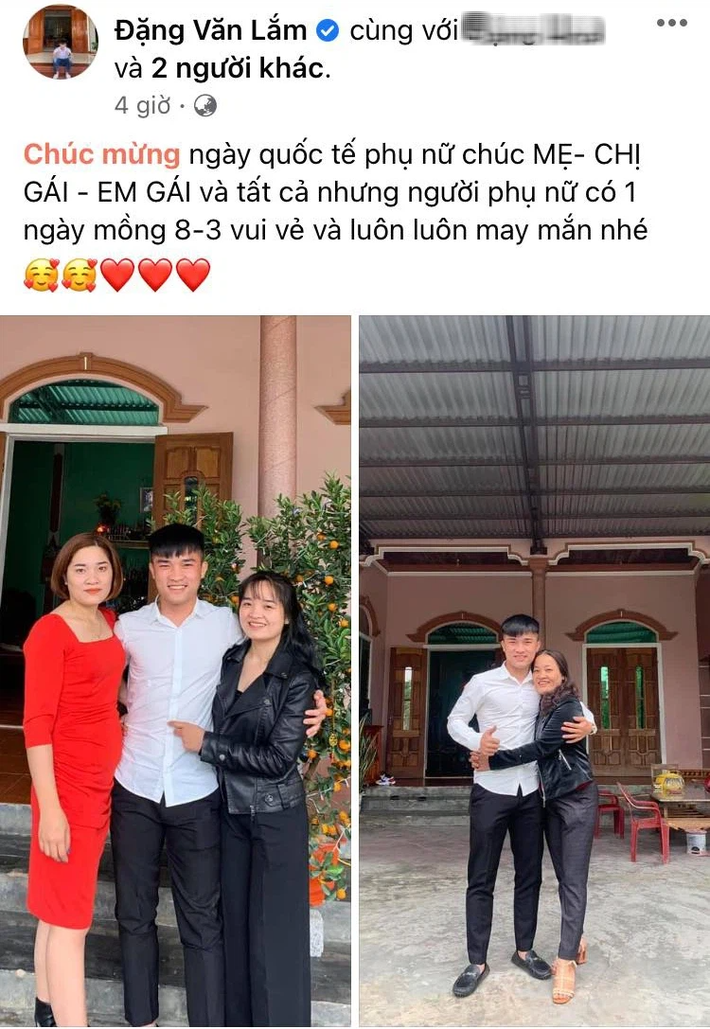 Cầu thủ bóng đá Việt Nam gửi lời chúc đặc biệt gì đến phái đẹp ngày 8/3? - Ảnh 10.