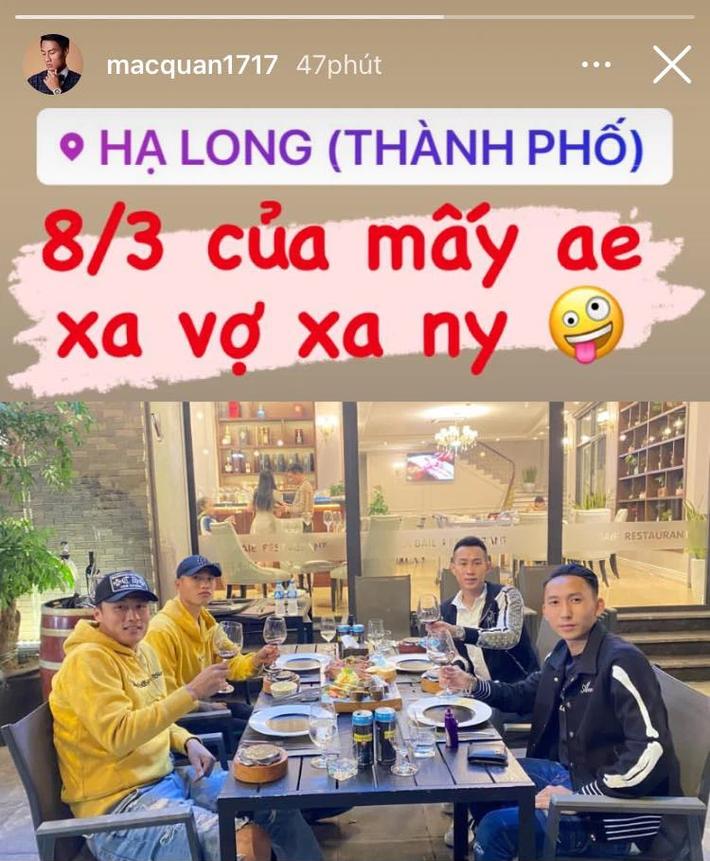 Cầu thủ bóng đá Việt Nam gửi lời chúc đặc biệt gì đến phái đẹp ngày 8/3? - Ảnh 11.