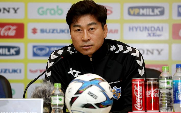 Rộ tin bầu Hiển phá két, mời thầy cũ Xuân Trường từ Hàn Quốc sang dẫn dắt Hà Nội FC - Ảnh 1.