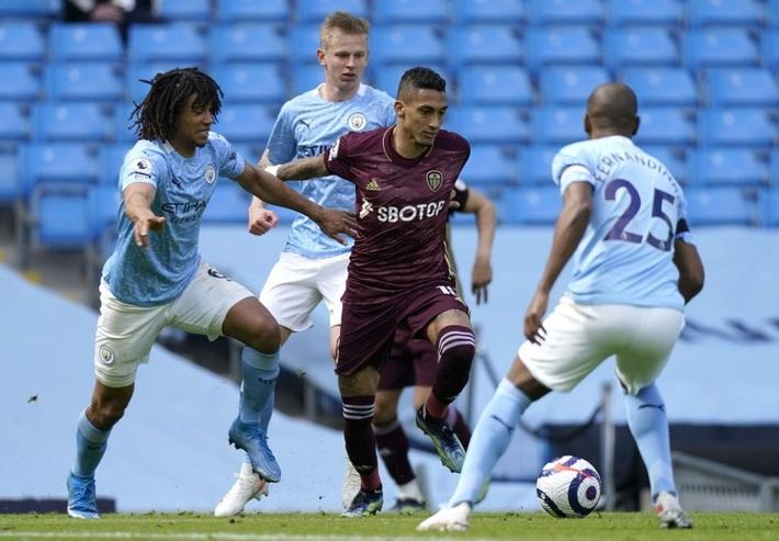 Man City 1-2 Leeds Utd: Ngả mũ trước Marcelo Bielsa - Ảnh 1.