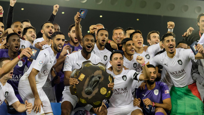 Huyền thoại Xavi vô địch Qatar với kỳ tích bất bại cả mùa - Ảnh 5.