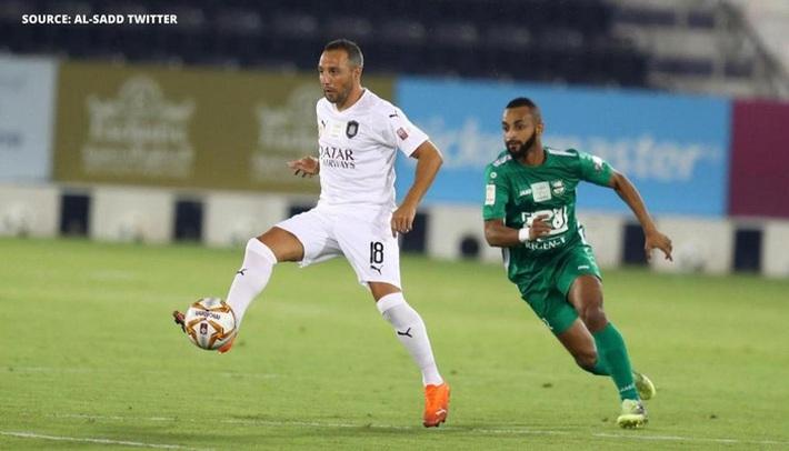 Huyền thoại Xavi vô địch Qatar với kỳ tích bất bại cả mùa - Ảnh 7.