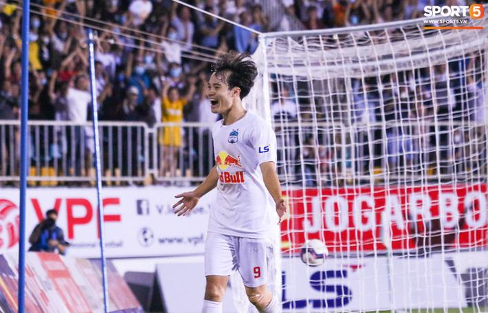 Lịch thi đấu vòng 9 V.League 2021: HAGL tiếp đón Nam Định, Sài Gòn FC đối đầu Hồng Lĩnh Hà Tĩnh - Ảnh 1.