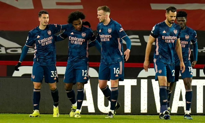 Thắng đậm Sheffield, Arsenal xua đi nỗi thất vọng ở Europa League - Ảnh 1.