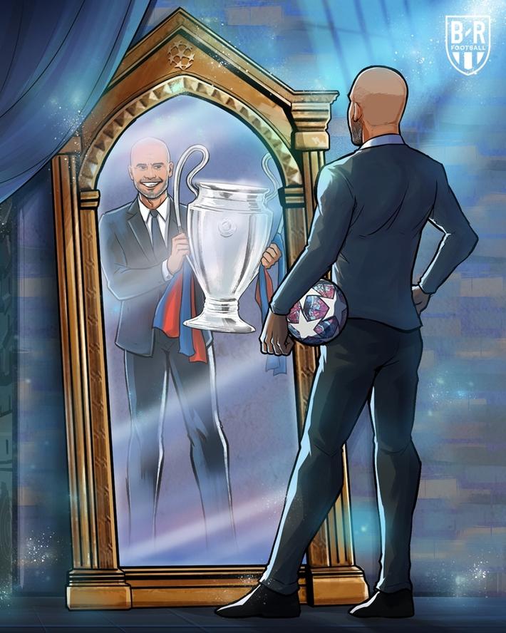 Biếm họa 24h: HLV Unai Emery thách thức MU và Arsenal - Ảnh 4.