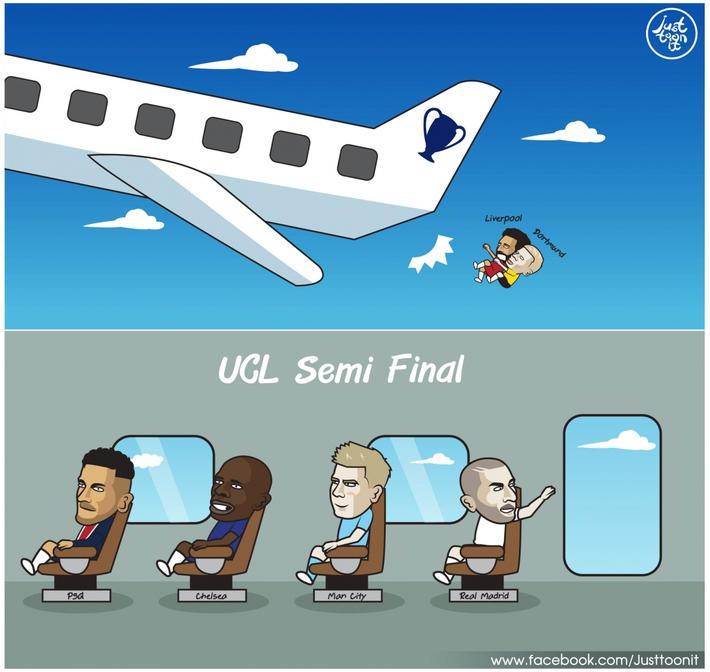 Biếm họa 24h: HLV Unai Emery thách thức MU và Arsenal - Ảnh 6.