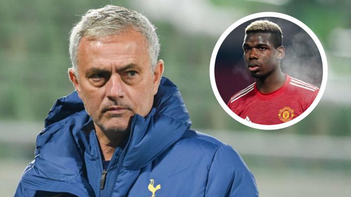 Bị Pogbachỉ trích, HLV Mourinho đáp trả bất ngờ - Ảnh 1.