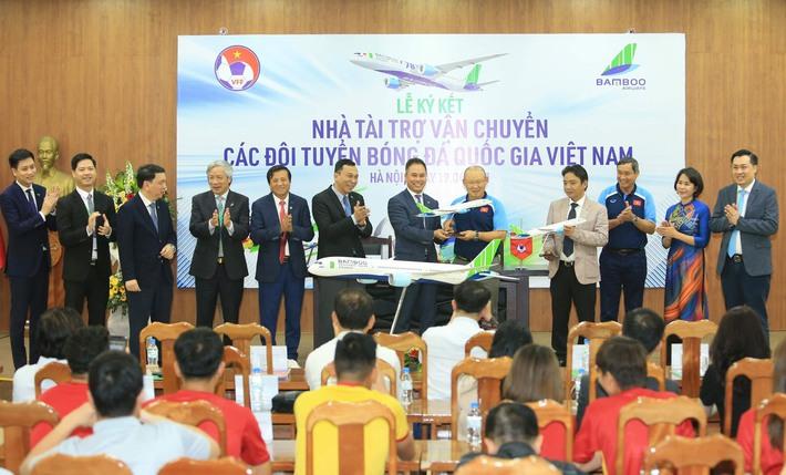 VFF đón tin vui lớn, thầy trò HLV Park Hang-seo hưởng lợi ở vòng loại World Cup - Ảnh 1.