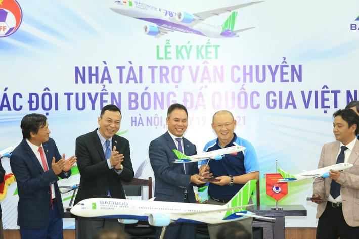 VFF đón tin vui lớn, thầy trò HLV Park Hang-seo hưởng lợi ở vòng loại World Cup - Ảnh 2.
