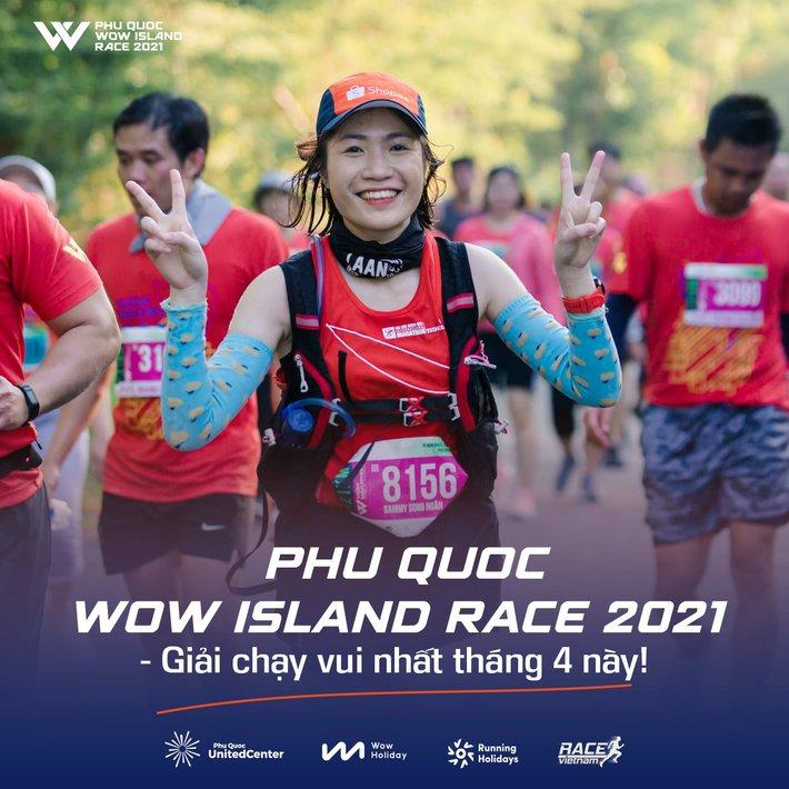 PHU QUOC WOW ISLAND RACE 2021: TRẢI NGHIỆM ĐƯỜNG CHẠY ĐÓN BÌNH MINH BẮC ĐẢO VÀO MÙA LỄ HỘI LỚN NHẤT NĂM - Ảnh 2.