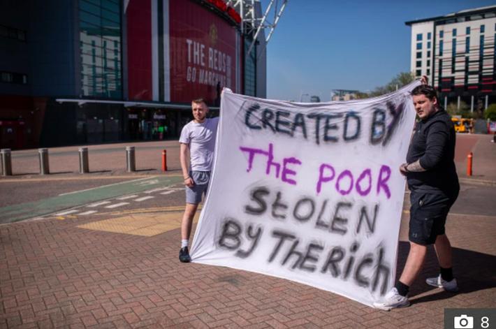 Biến căng ở Liverpool: Fan chúc đội nhà yên nghỉ vì gia nhập Super League - Ảnh 5.