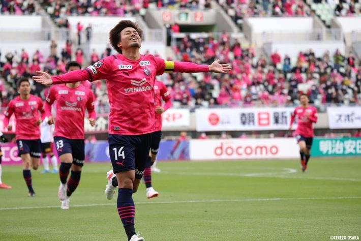 """Văn Lâm hạnh phúc trong lần đầu tập luyện ở Cerezo Osaka, nhờ """"em yêu"""" nhận xét màu áo mới - Ảnh 8."""