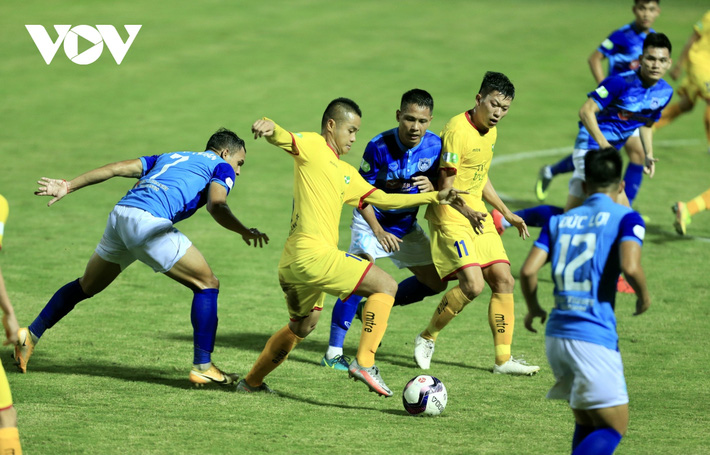 Đức Chinh tỏa sáng, Đà Nẵng hẹn gặp HAGL ở vòng 1/8 Cúp Quốc gia 2021 - Ảnh 2.