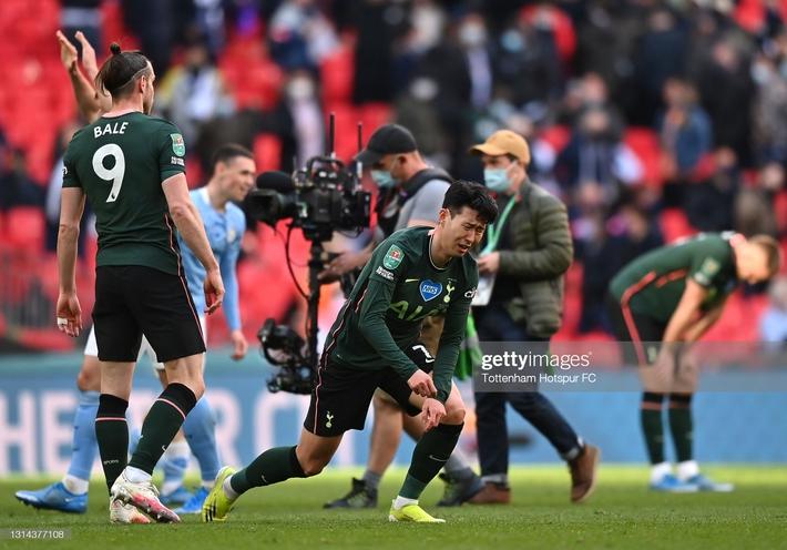 Pep Guardiola rửa hận cho Mourinho, Son Heung-min lại ôm mặt khóc nức nở - Ảnh 6.