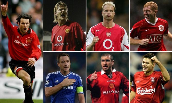 MU áp đảo danh sách bình chọn Ngôi đền huyền thoại ở Premier League - Ảnh 1.