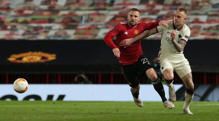 Chấm điểm cầu thủ MU vs Roma: Bùng nổ tam giác Pogba - Bruno - Cavani - Ảnh 5.
