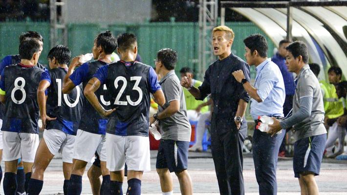 HLV kỳ lạ bậc nhất thế giới tuyên bố Campuchia sẽ vượt cả Việt Nam để vô địch SEA Games - Ảnh 1.