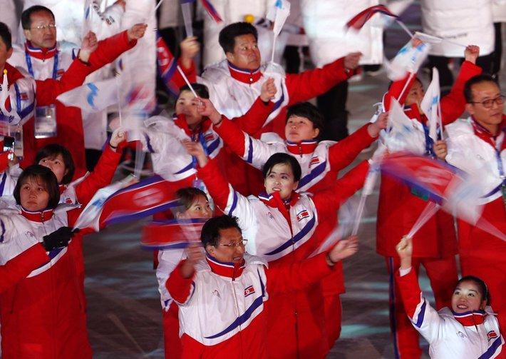 Triều Tiên rút khỏi Olympic Tokyo - Ảnh 1.