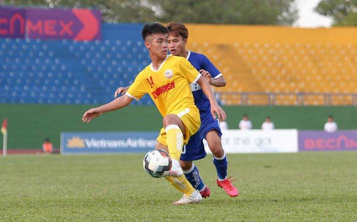 Kết quả U19 Quảng Nam vs U19 Hà Nội: Giành vé nhọc nhằn - Ảnh 1.