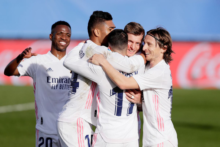 Real Madrid - Liverpool: Nỗi sợ phải đi một mình - Ảnh 3.