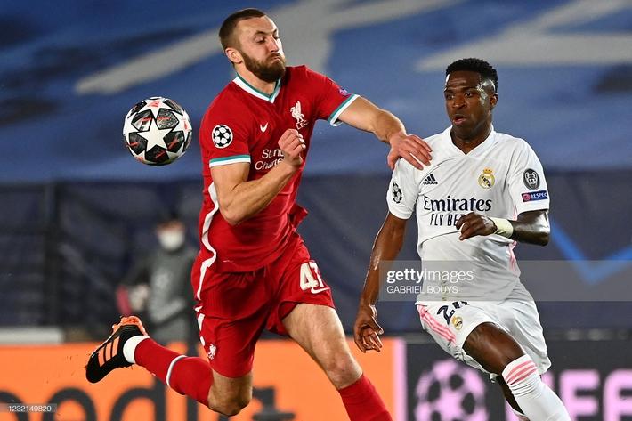 Liverpool tan tác trước Real trong ngày hàng thủ gây họa; Man City chết hụt vì Haaland - Ảnh 1.