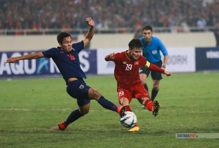 Sao Thái Lan: BXH FIFA không phản ánh đúng thực lực giữa chúng tôi và Việt Nam - Ảnh 1.