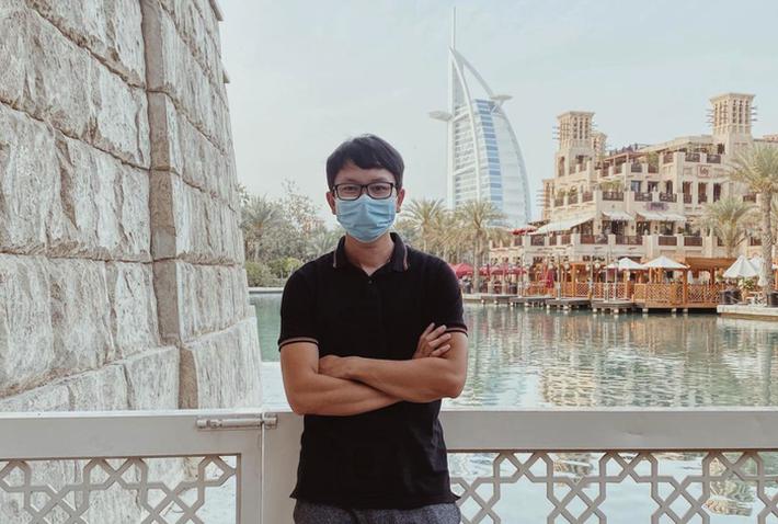 Người Việt ở Dubai: Tuyển Việt Nam không nên xem thường nắng nóng ở UAE - Ảnh 3.