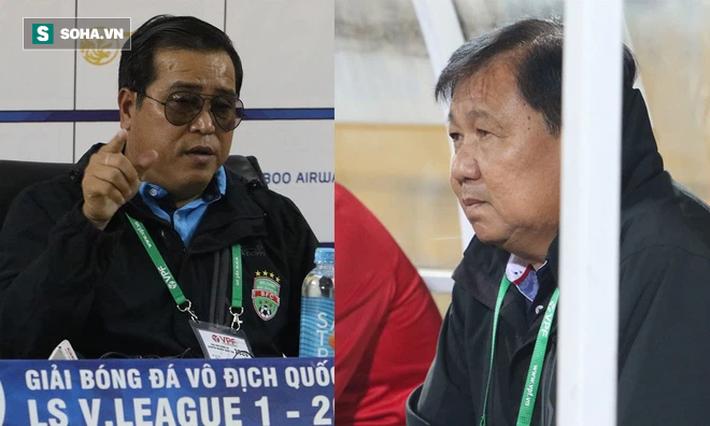 Chelsea Việt Nam tính chuyện thay tướng, mời về HLV nổi tiếng có bàn tay sắt - Ảnh 1.