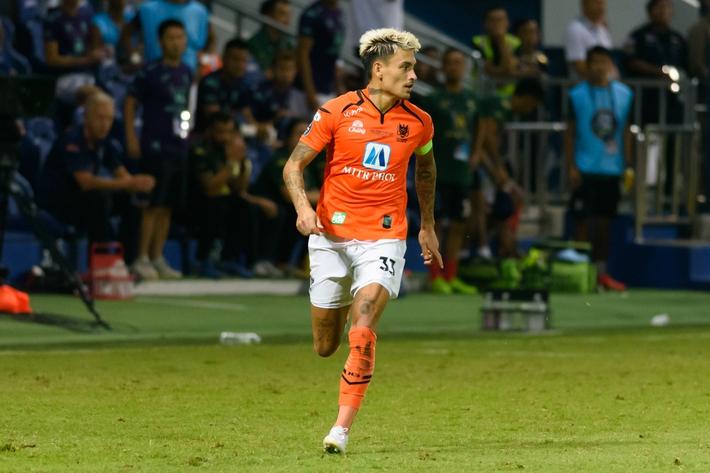 Thái Lan lại mất trụ cột, HLV Nishino buộc phải loại chân sút nội tốt nhất Thai League - Ảnh 1.