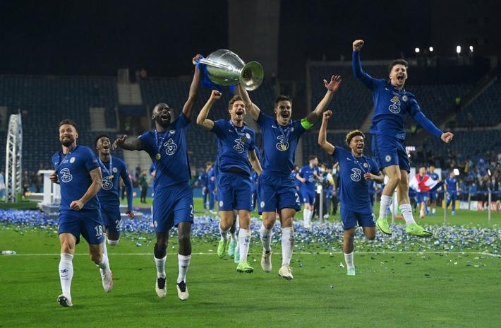 Dàn sao Chelsea nói gì khi đánh bại Man City, lên ngôi vô địch Champions League? - Ảnh 1.