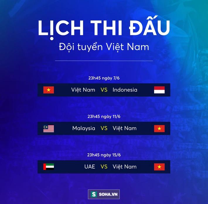 Thầy Park chốt danh sách ĐT Việt Nam: Thi đấu bết bát, Hà Nội FC vẫn đông quân hơn HAGL - Ảnh 4.