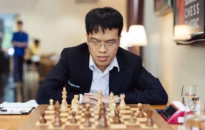 Đại kiện tướng Lê Quang Liêm làm HLV đội cờ vua danh tiếng nhất cấp đại học ở Mỹ - Ảnh 1.